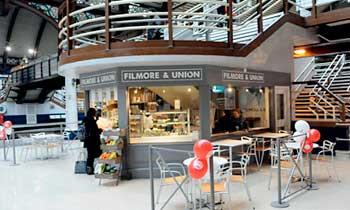 Filmore and Union York train station