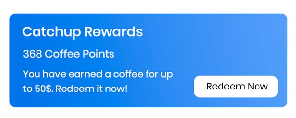 earn coffee shop loyalty points