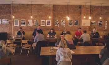 Takk Coffee House Manchester