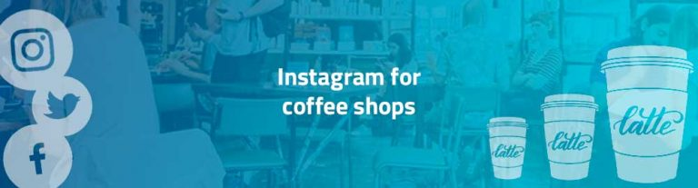 instagram for coffee shops
